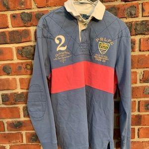 Polo Ralph Lauren longsleeve Rugby/Soccer shirt